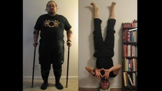 disabled vet loses 140 lbs
